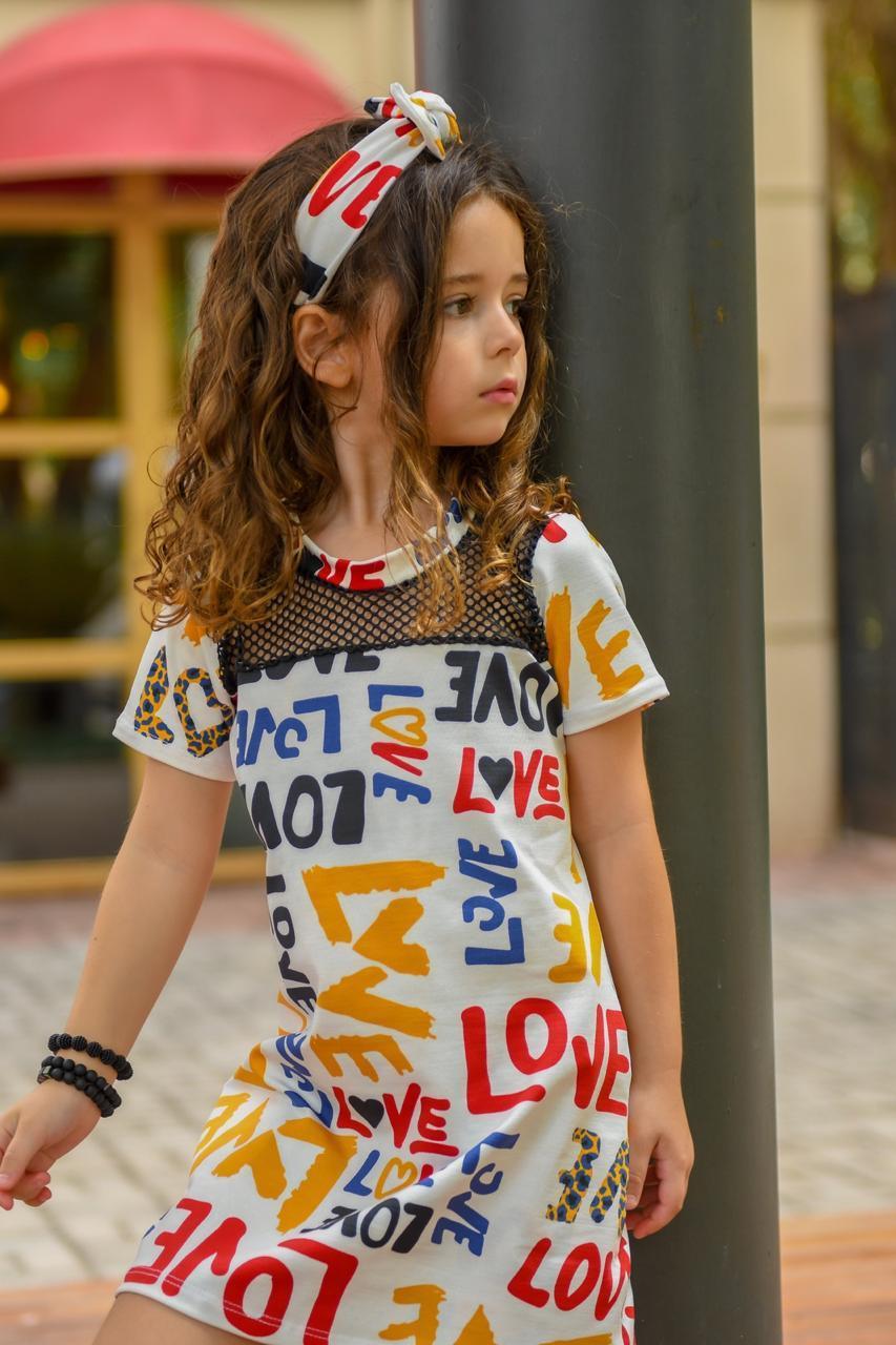 Vestido - Passarinho Kids