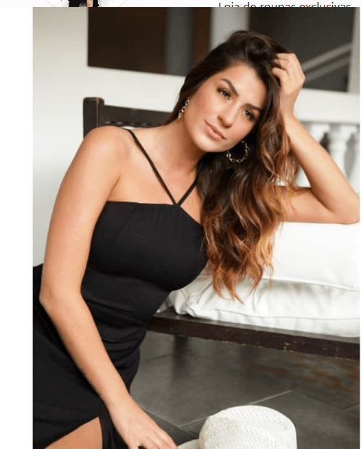 Vestido Preto Básico - Be Beauty