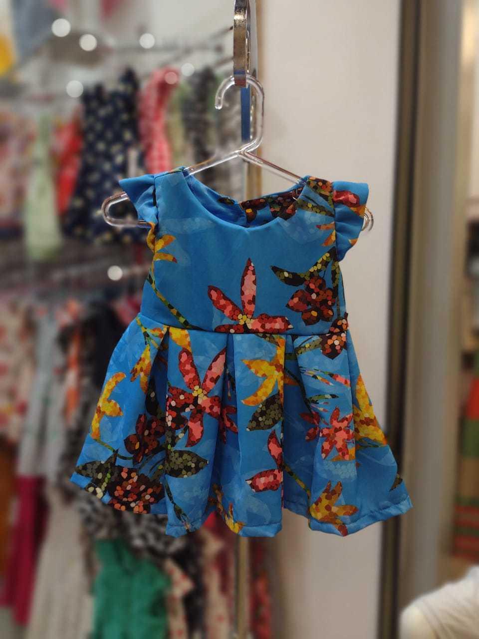 Vestido Recém Nascido Daj Kids