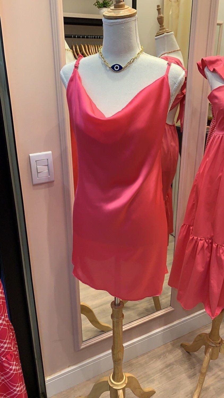 Vestido slipdress - loja 63
