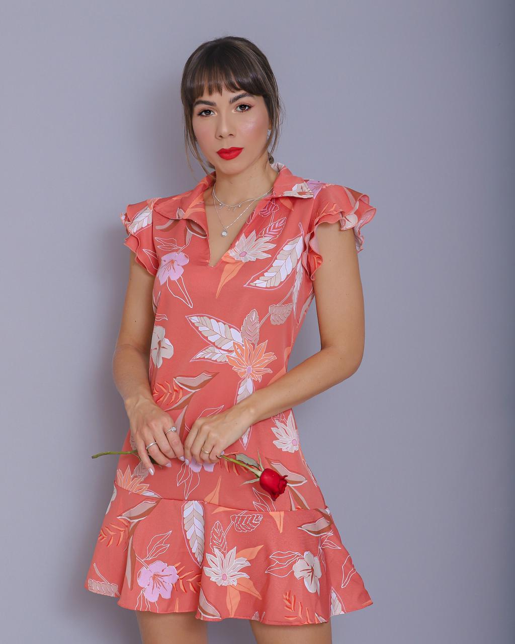 Vestido Paloma - PUREZA