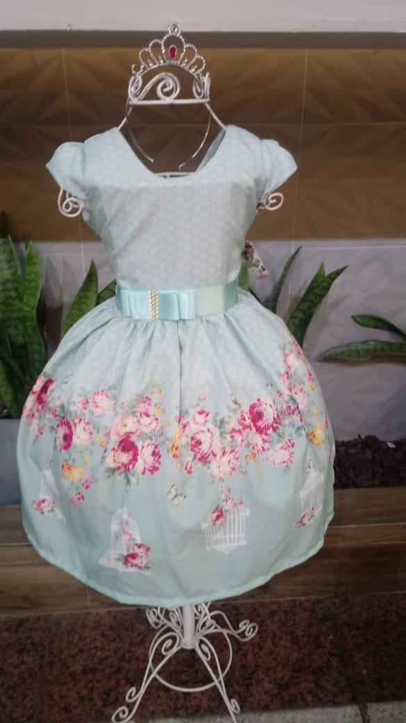 Vestidos infantil-Larissa Fashion Kids