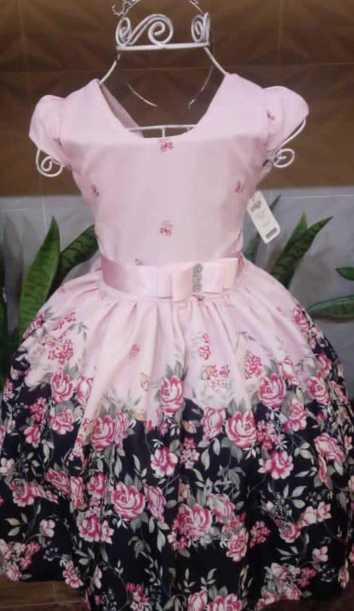 Vestido infantil - Larissa Fashion Kids