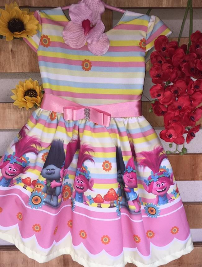 Vestidos Larissa Fashion Kids