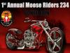 1st Annual Moose Riders 234 Poker Run