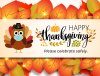 Thank You and Happy Thanksgiving!