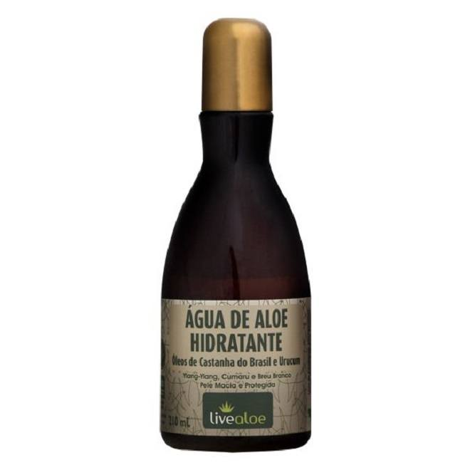 ÁGUA DE ALOE HIDRATANTE - 210 ML
