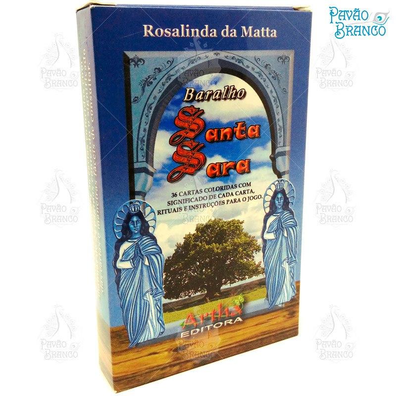 Baralho Santa Sara - Rosalinda Da Matta