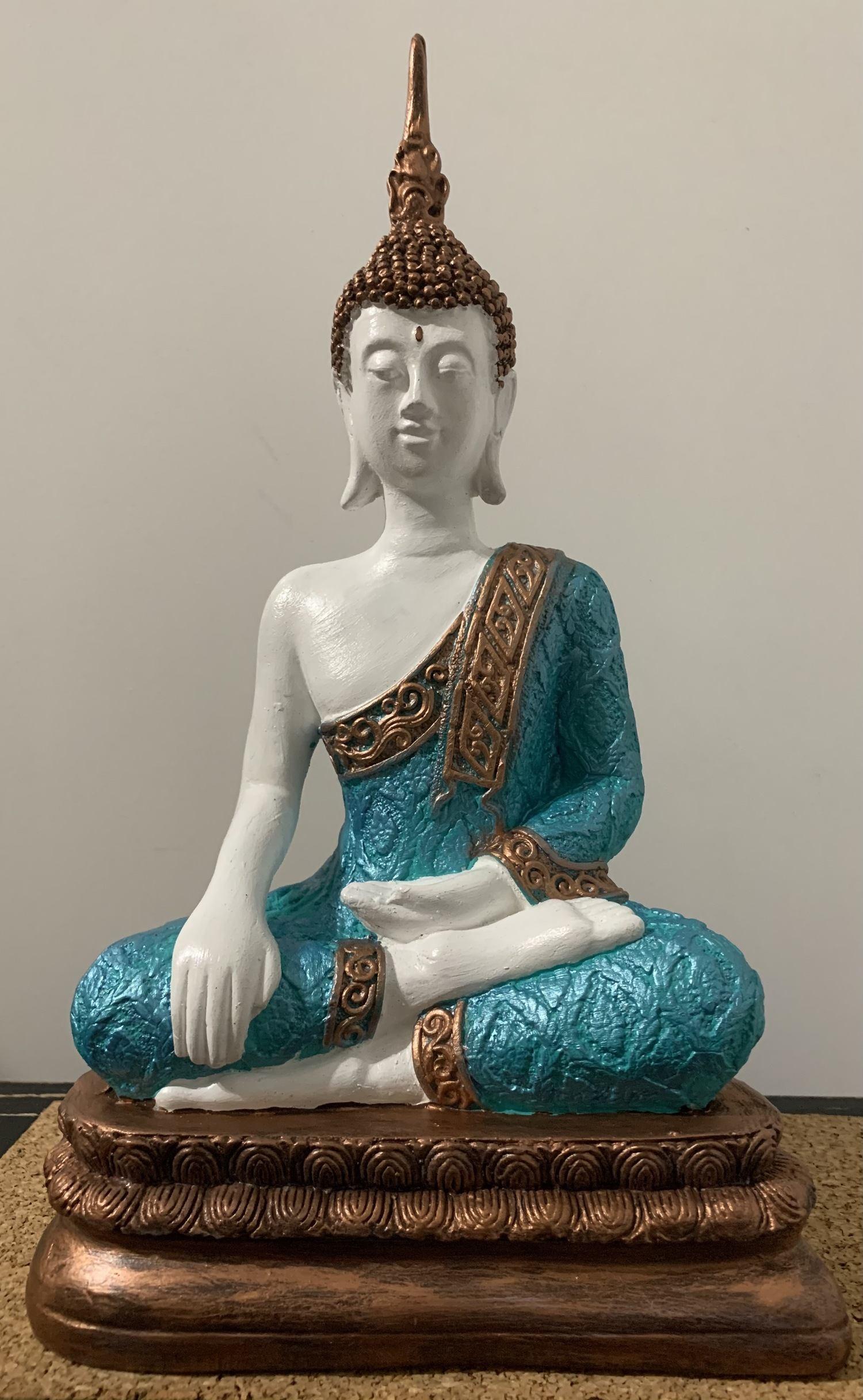 Buda que toca a Terra