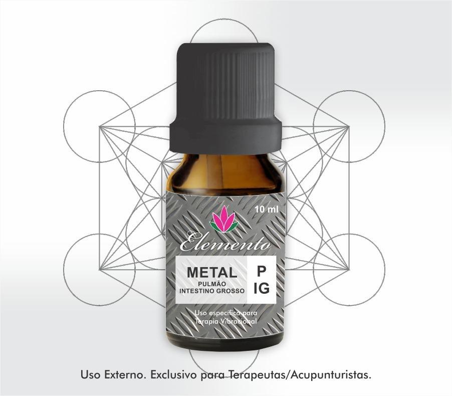 Elemento Metal Óleo
