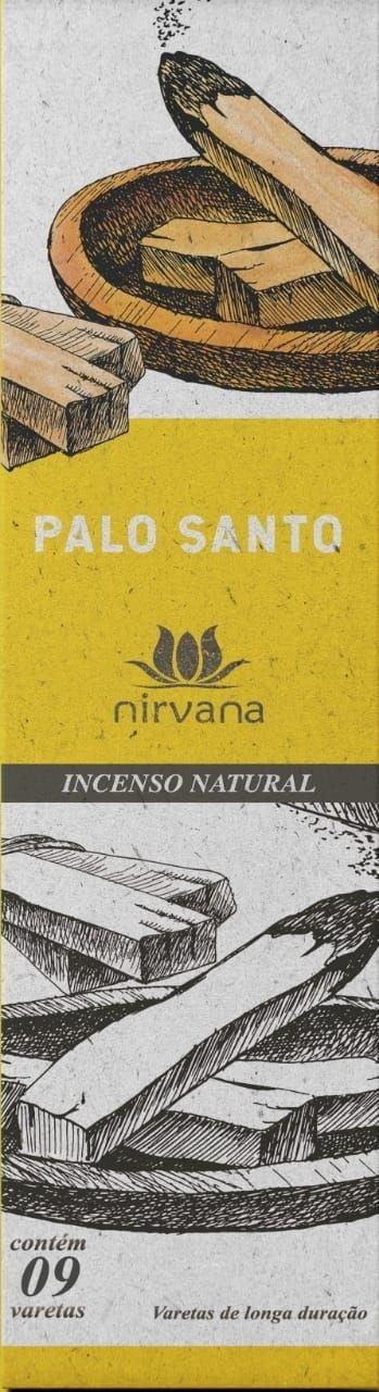 Incenso Nirvana Palo Santo