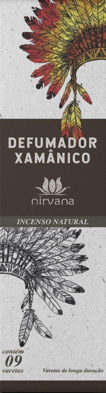 Incenso Nirvana Xamânico 100% Natural