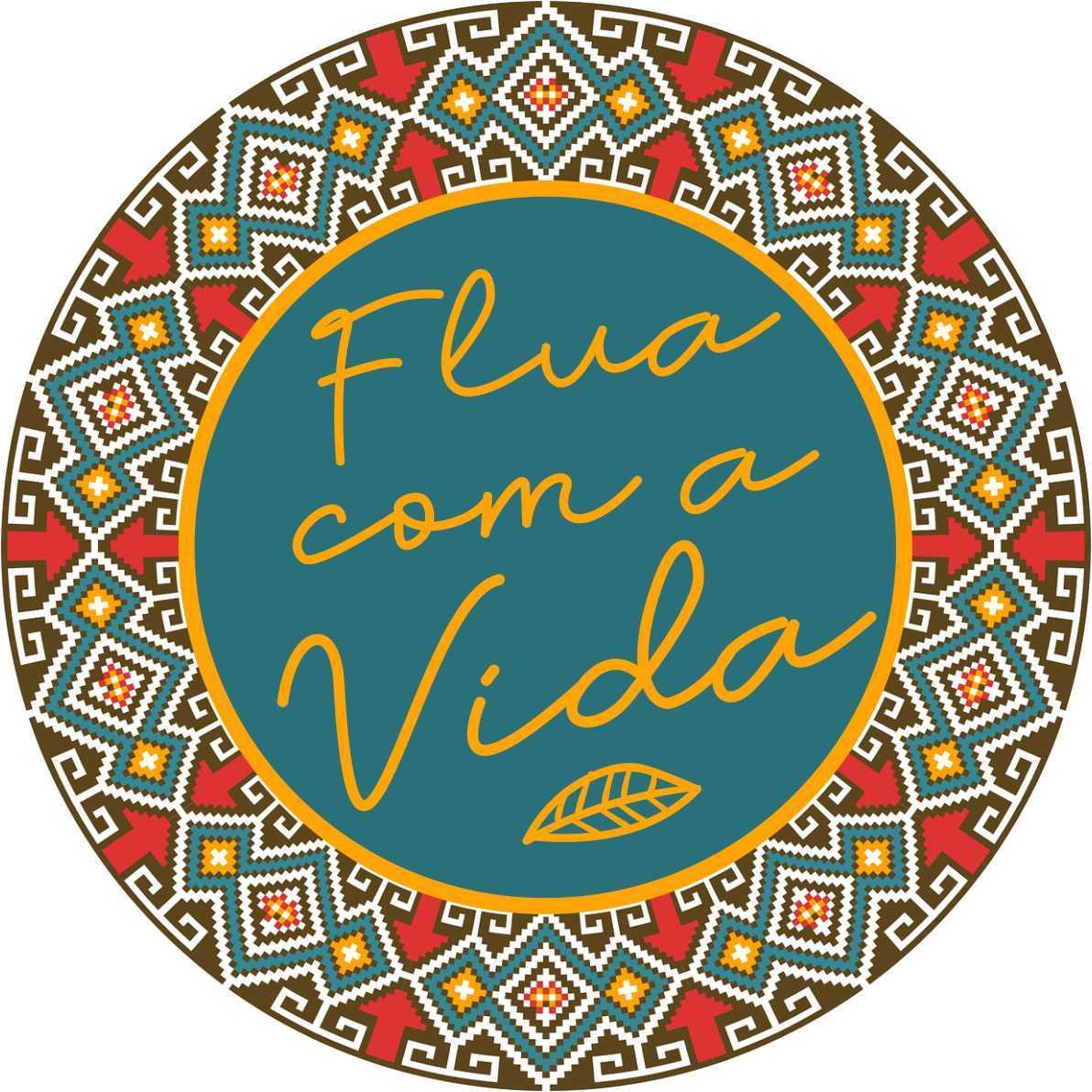MANDALA INCA: FLUA COM A VIDA