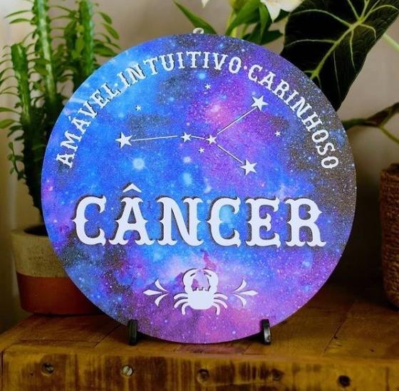 MANDALA COLEÇÃO SIGNOS: CANCER