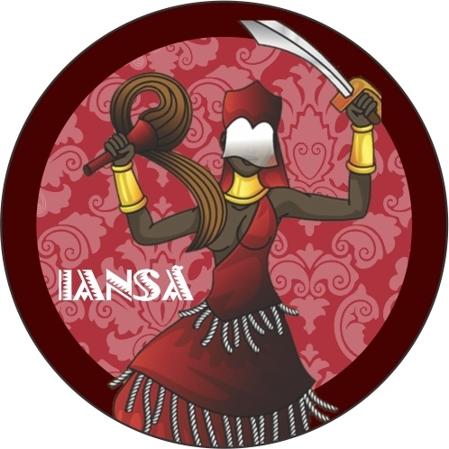 MANDALA DE IANSÃ