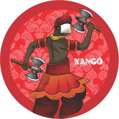 MANDALA DE XANGÔ