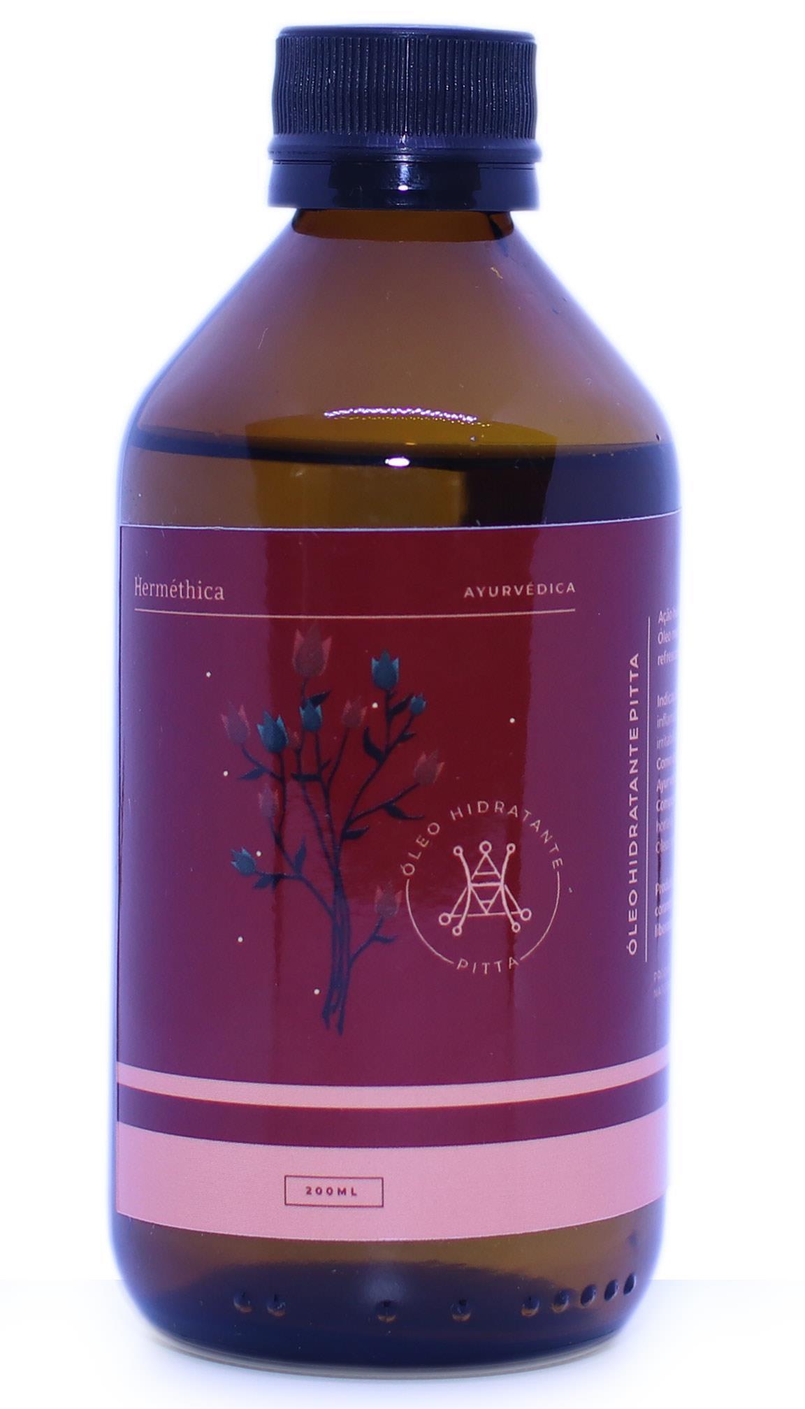 Óleo hidratante PITTA 200 ml