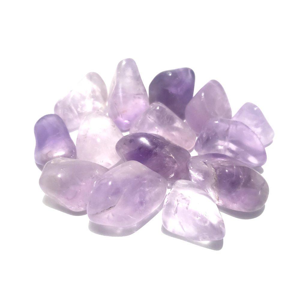 Pedra rolada Amestista - 100g