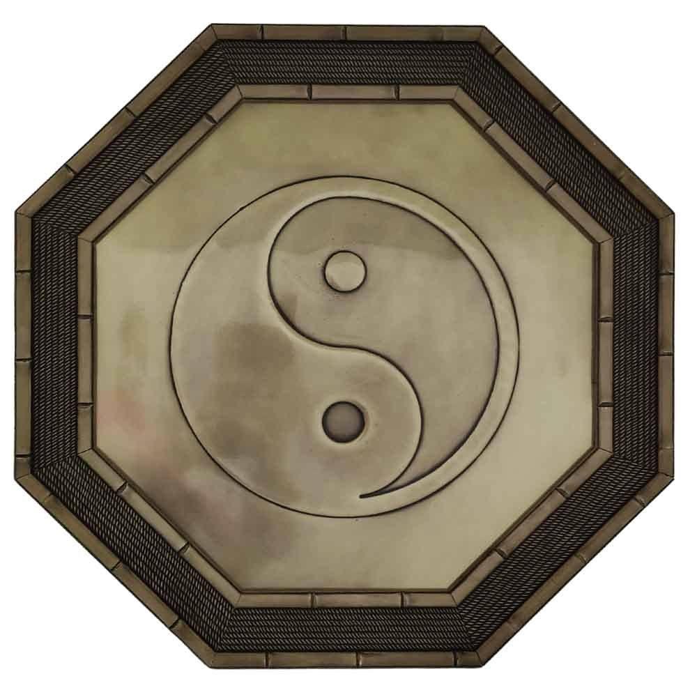 Quadro Feng Shui Yin Yang 37cm