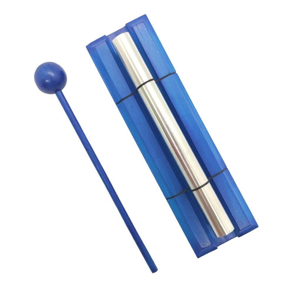 Sino Pin de Mesa Azul 15cm - Alta Vibração Feng Shui