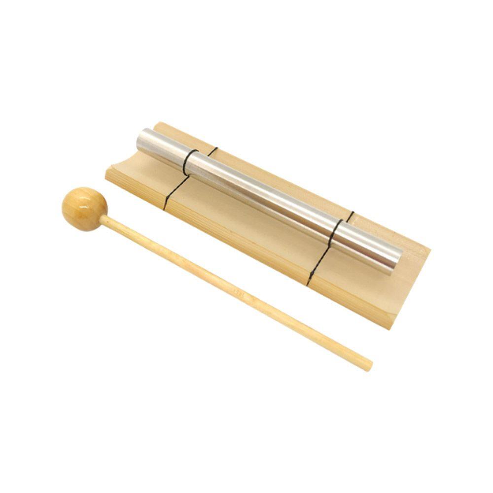Sino Pin de Mesa em Bambu M 14cm - Harmonizador Feng Shui