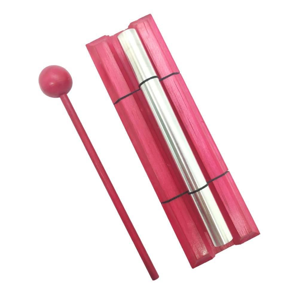 Sino Pin de Mesa Vermelho 15cm - Alta Vibração Feng Shui