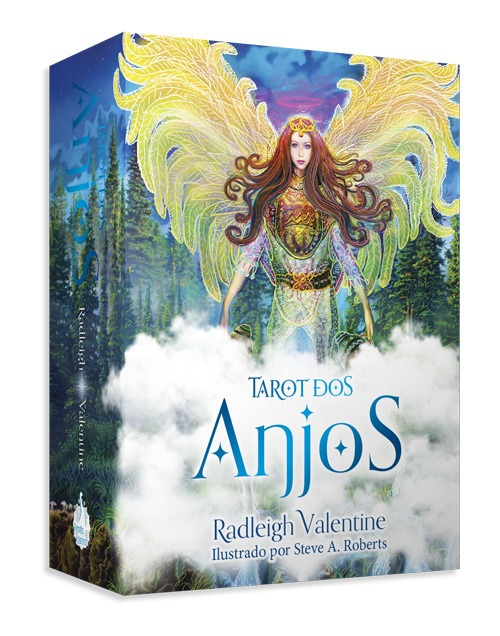 Tarot Dos Anjos – Radleigh Valentine
