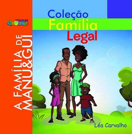 A família de Manu e Gui