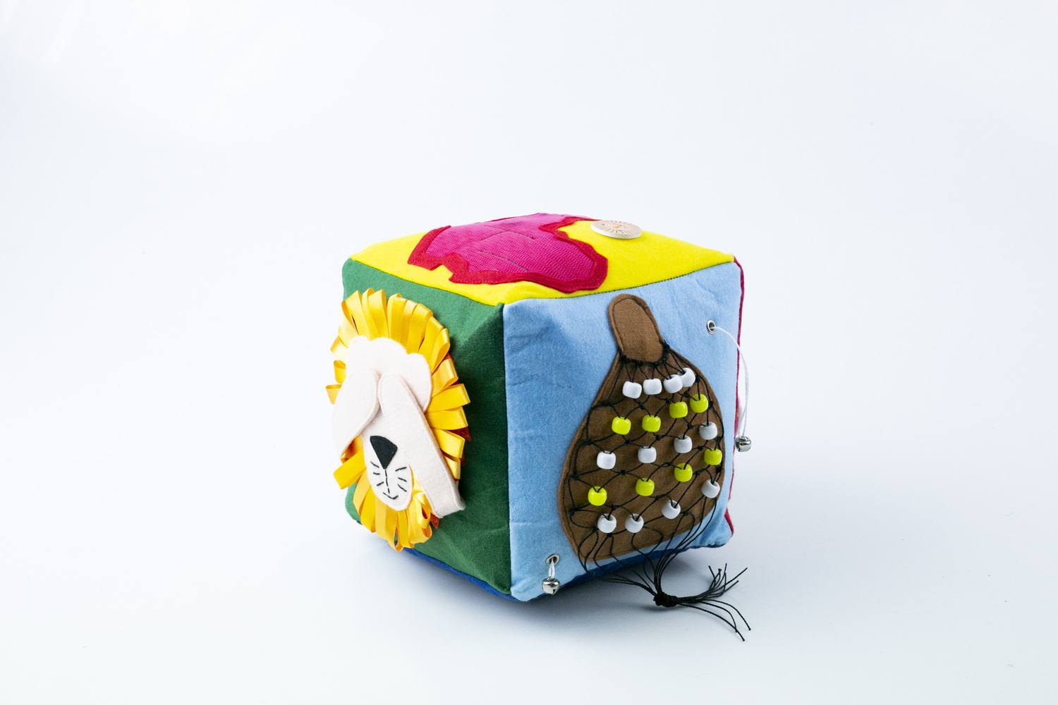 Afro Cubo 15x15