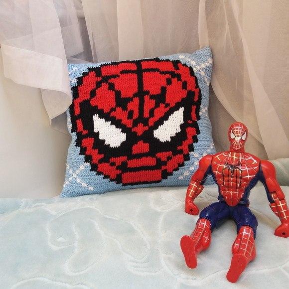 Almofada Temática Homem - Aranha
