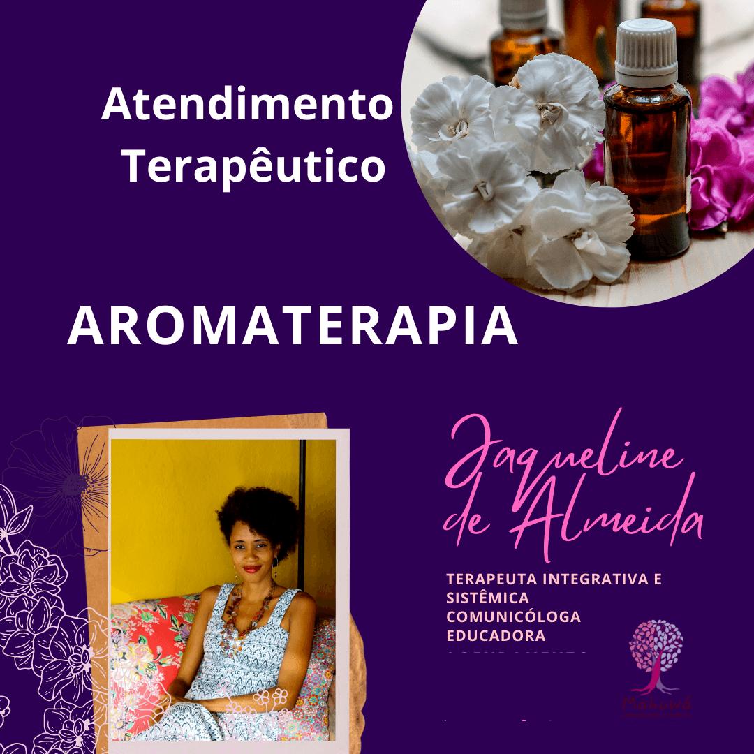 Atendimento Terapêutico - Aromaterapia