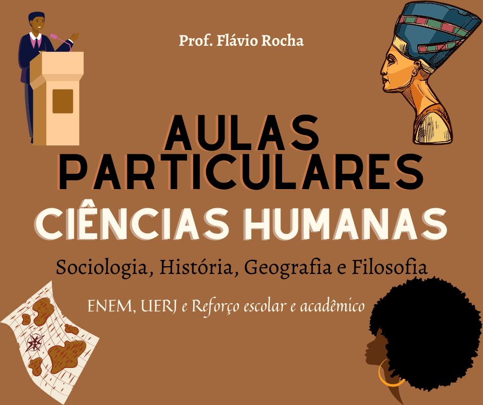 Aulas particulares Ciências Humanas - Vestibulandos