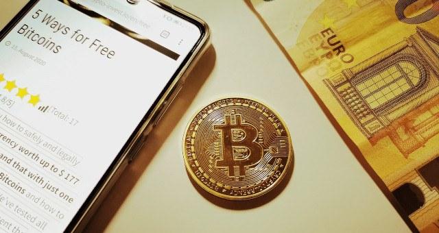 Bilhete Dourado Bitcoin