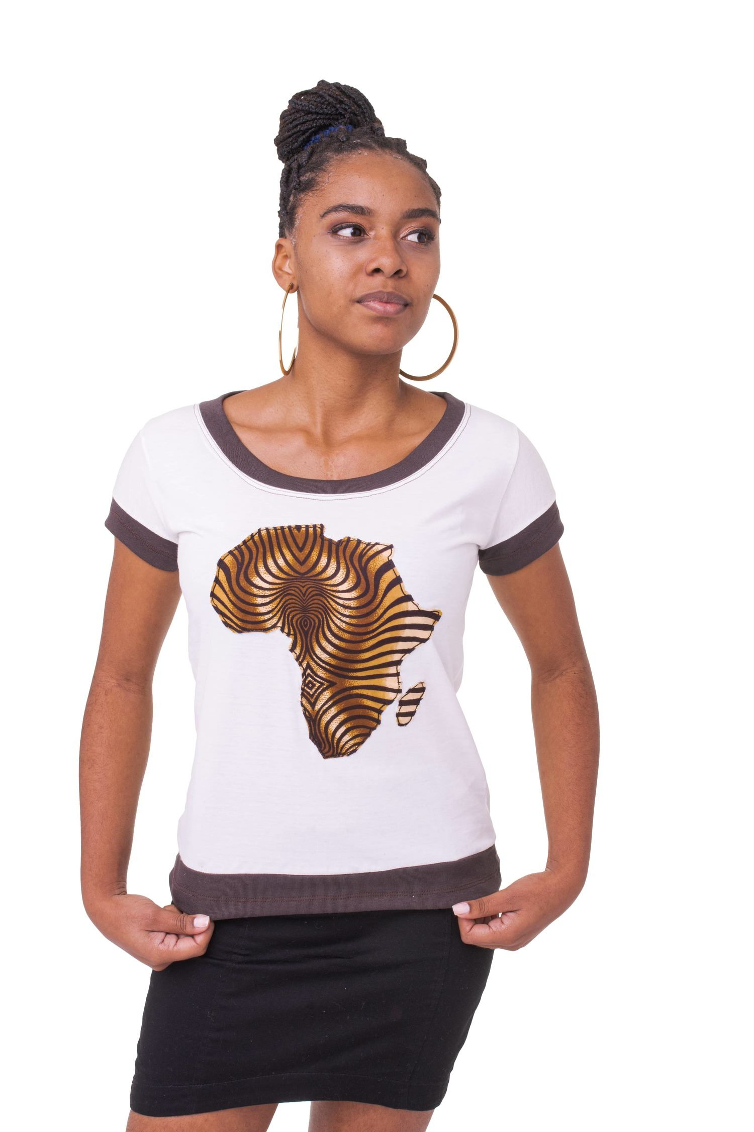 Blusa África