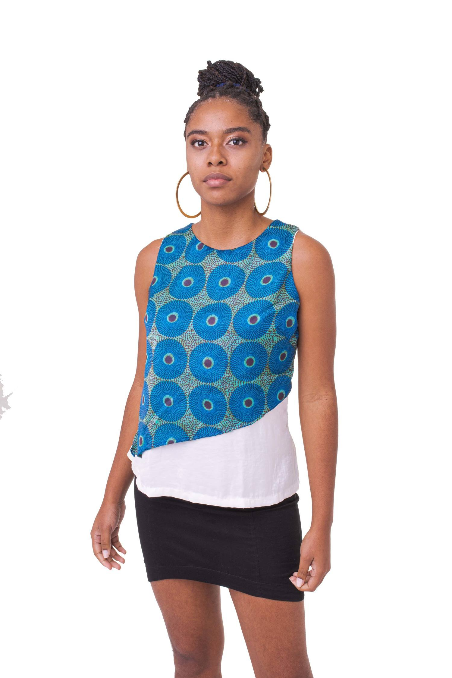 Blusa Afrochic