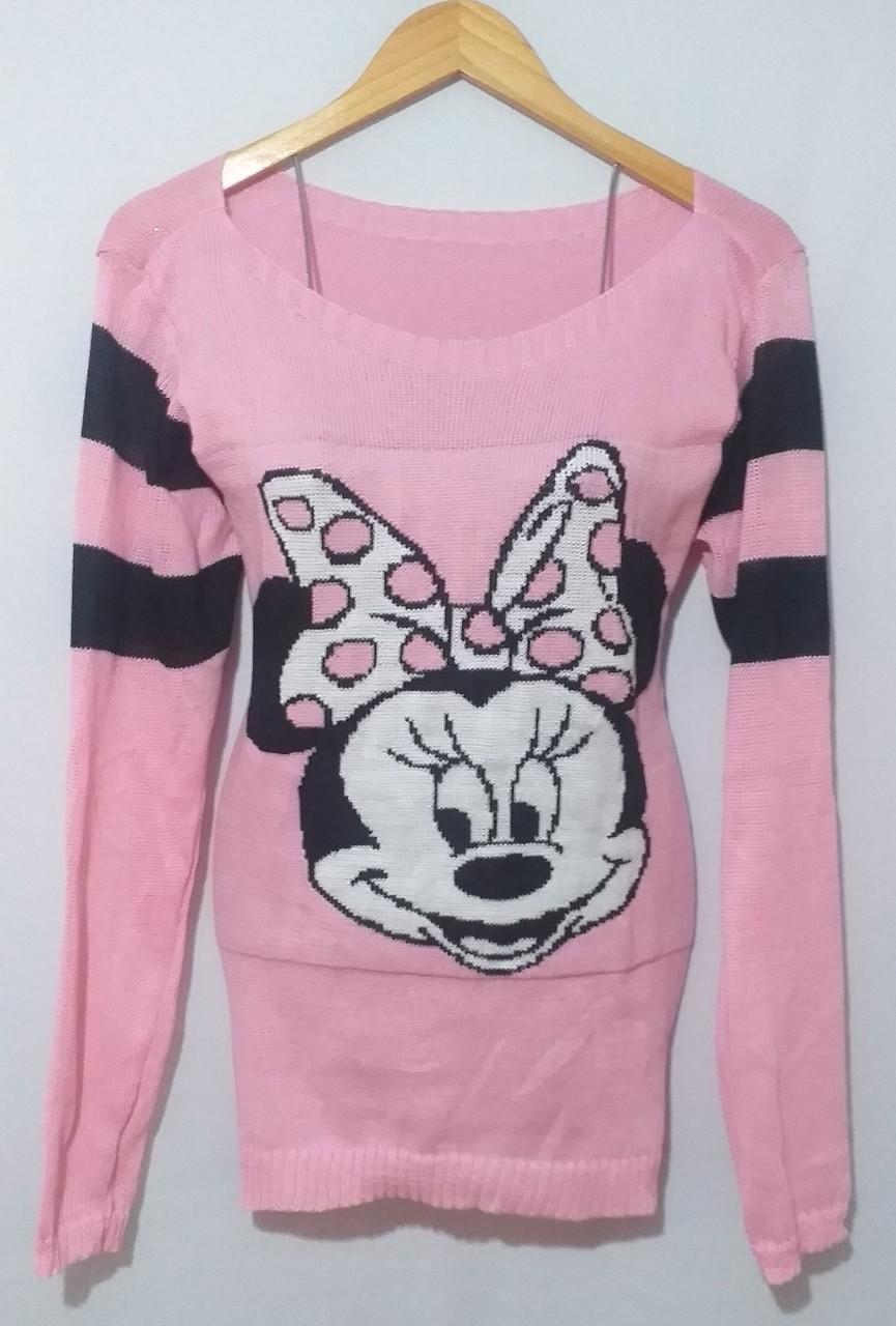 Blusa Personagem Minnie