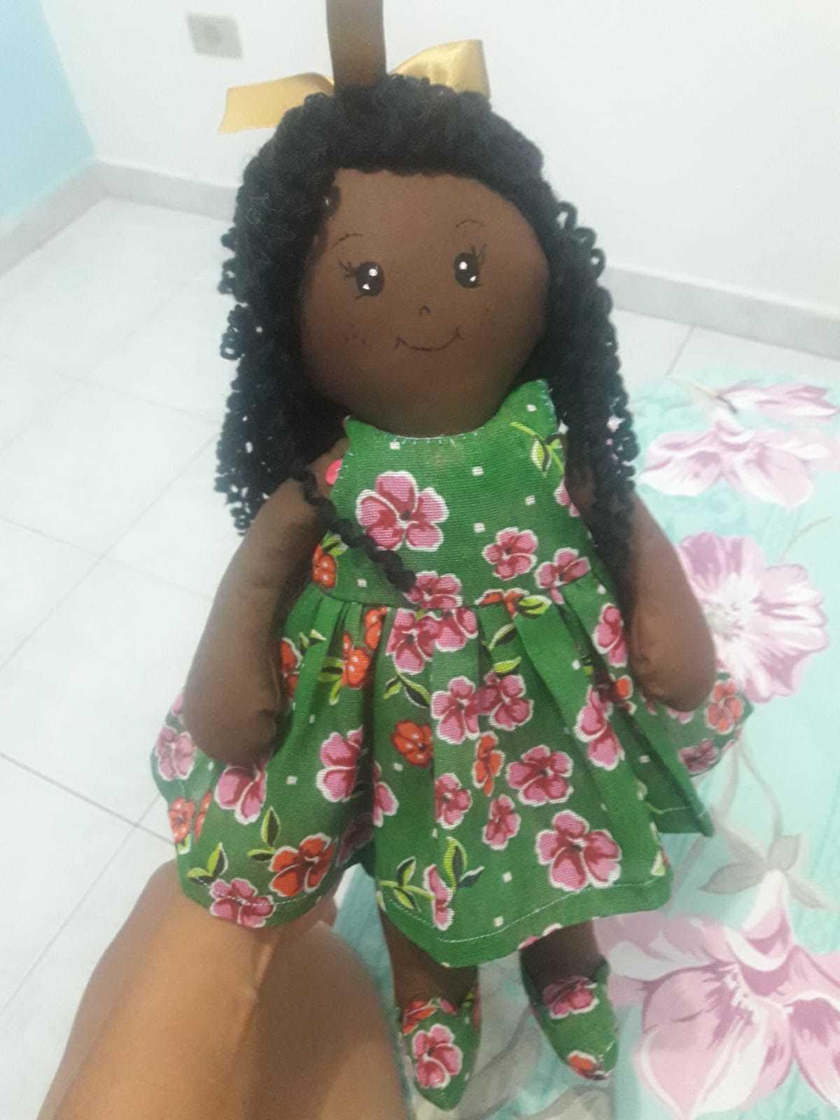 Boneca Belezinha