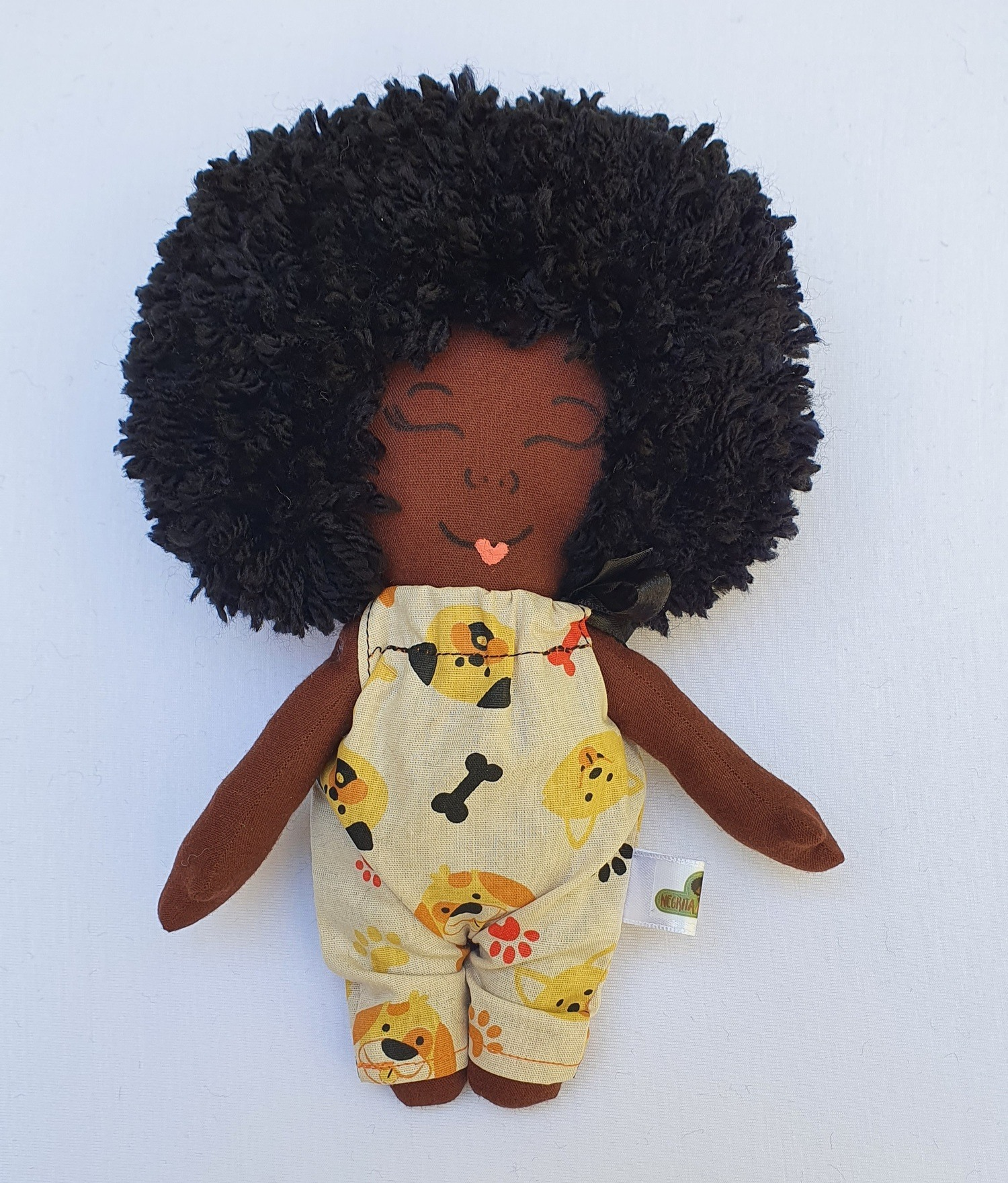 Boneca Negra Negrita Baby
