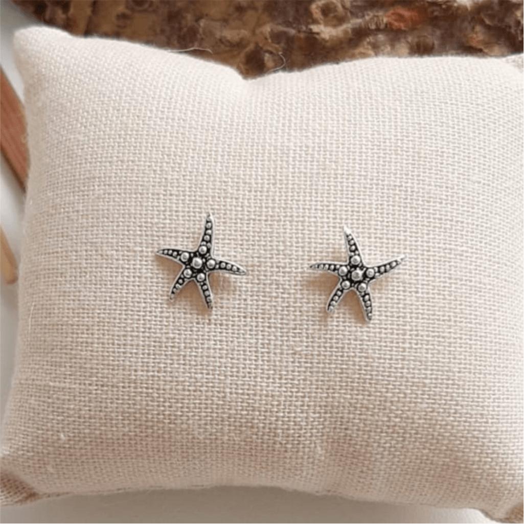 Brinco Estrela do Mar Boho