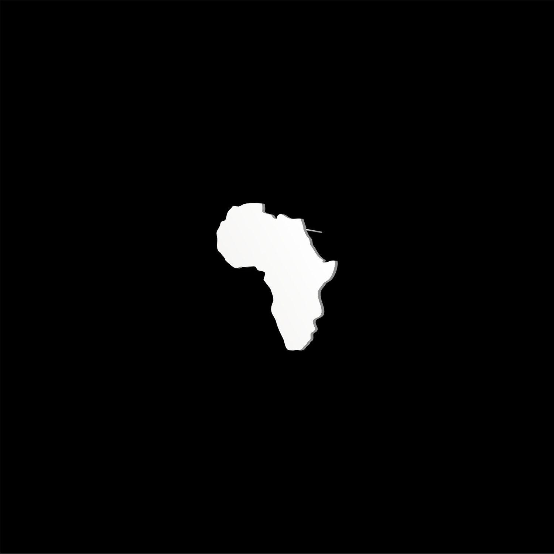 Brinco Mini África Acrílico