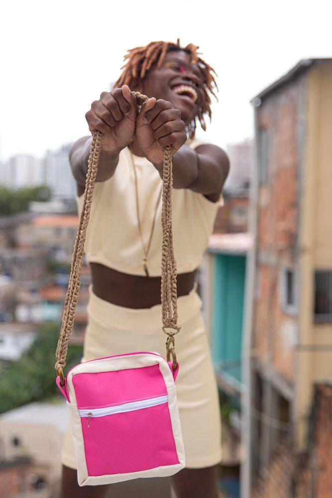 Bucket Bag - Coleção Entre Egbés.