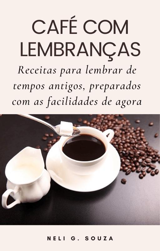 CAFÉ COM LEMBRANCAS