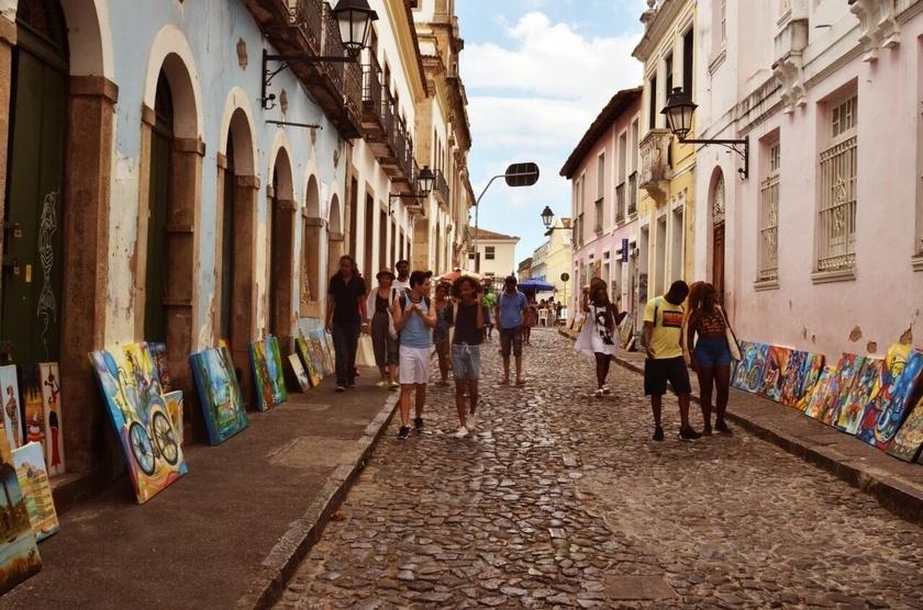 Caminhada Salvador Negra