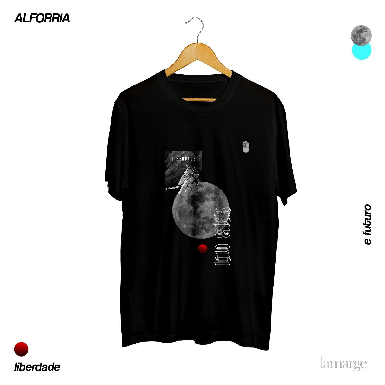 la marge - Camisa - a astronauta (Pré-venda)