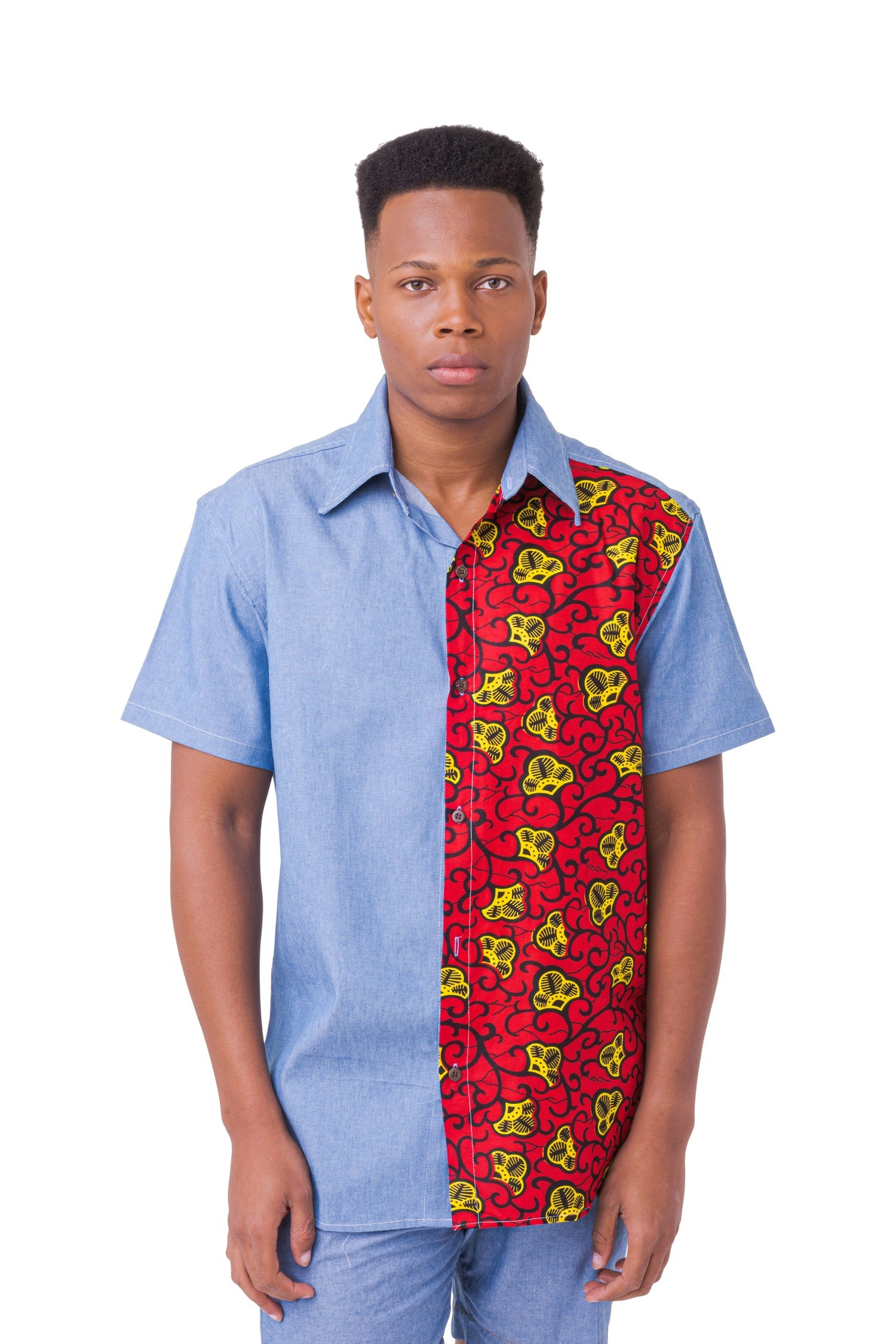 Camisa Afric Jeans