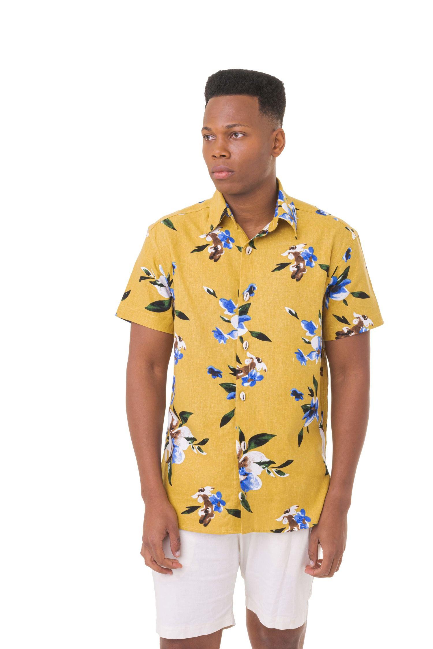 Camisa AfroBúzios