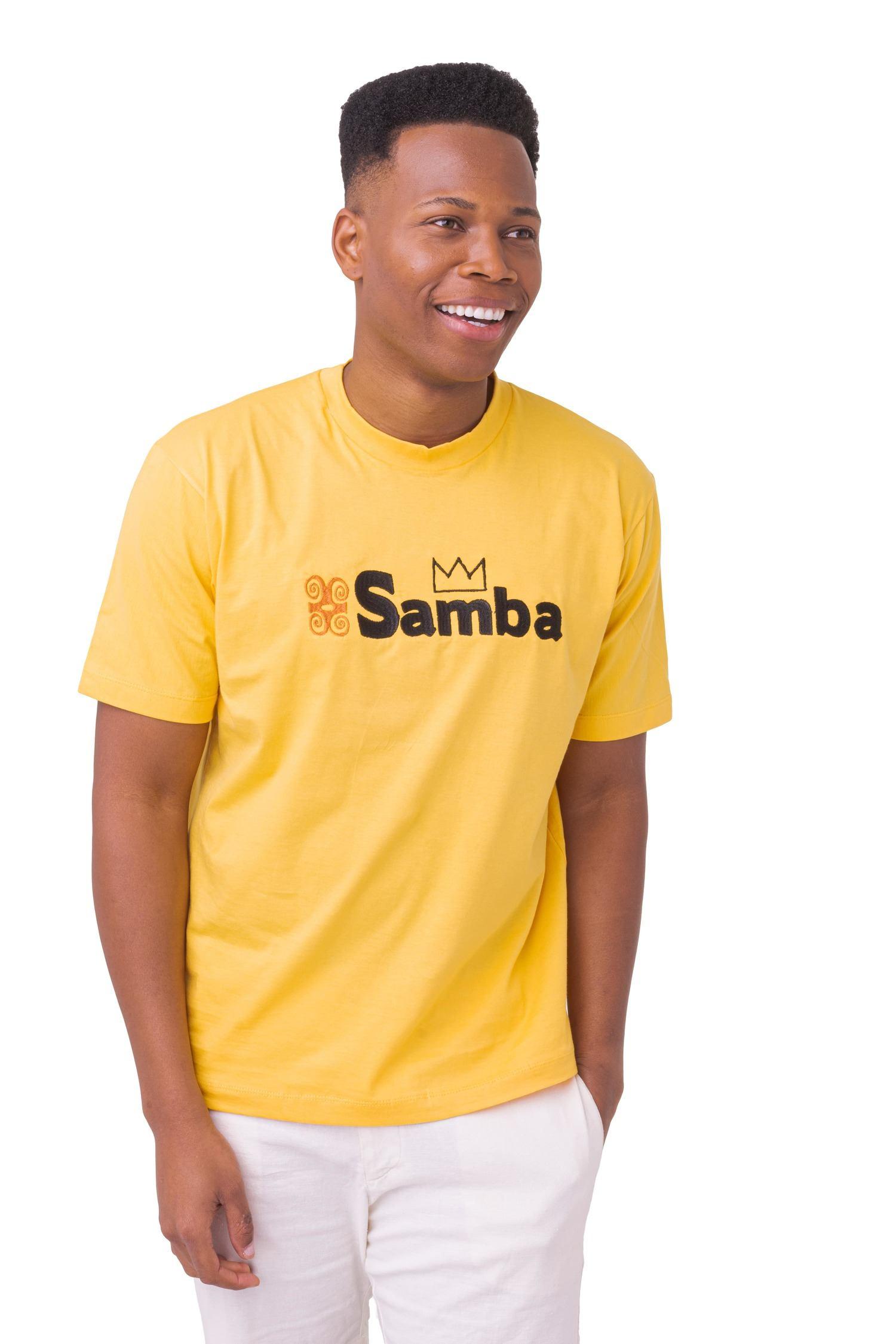 Camisa Borda e Samba