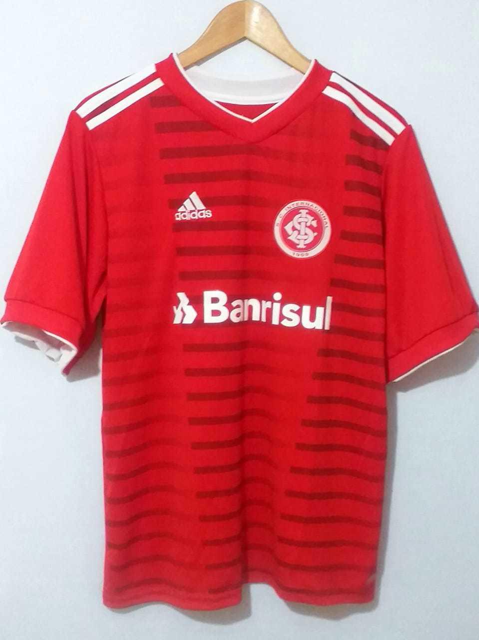 Camisa de Time de Futebol Internacional Vermelha 2021 Linha Premium Nova