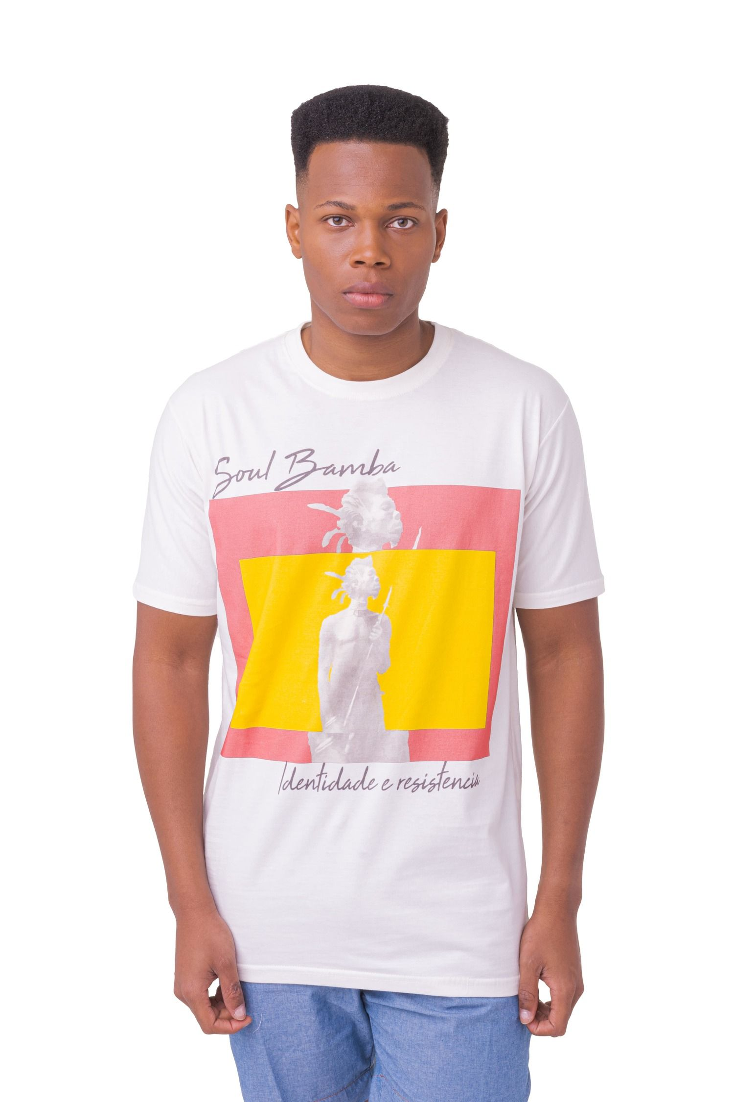 Camisa Guerreiro Pop