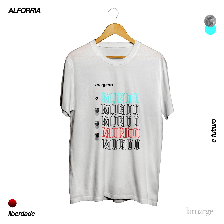 la marge - Camisa - imperativo (Pré-venda)